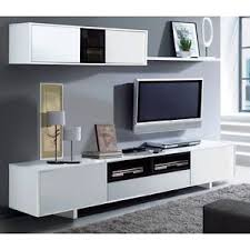 white tv entertainment center. Image Is Loading Bambi-TV-Entertainment-Unit-Modular-Wall-Media-Hub- White Tv Entertainment Center