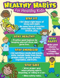 Good Habits Chart For School Discount School Supply Store And Teacher School Supplies