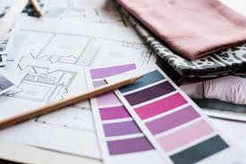 1) What does an interior designer do?