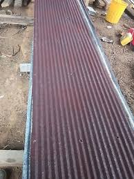 reclaimed metal corrugated tin roofing 12x12 1sq ft full sheets available