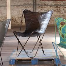 Coastal Iron Design Coastal Iron Chair Black