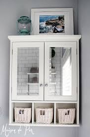 Awesome Over The Toilet Storage Organization Ideas Listing More