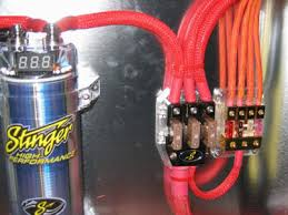 car audio capacitor wiring car image wiring diagram how to install car audio power capacitor to amp installation guide on car audio capacitor wiring