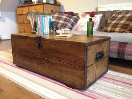 old trunks as coffee tables great vintage chest coffee tables with wooden chest coffee table remodel