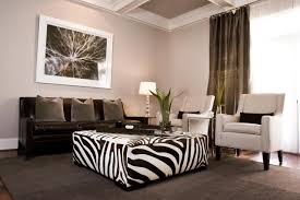 Zebra Living Room Photo Page Hgtv