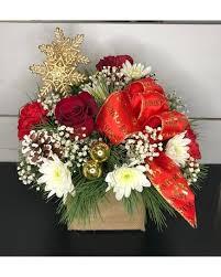 <b>Golden Snowflake</b> in New Glasgow NS - McKean's Flowers Ltd.