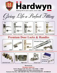 Hardwyn giving Life a Perfect Fitting Premium Door Locks Handles