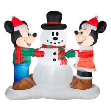 5 151 ft internal light mickey mouse christmas inflatable