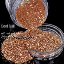 Aliexpress.com : Buy Nail Art Glitter Powder Dust For UV GEL ...