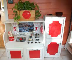 Homemade Play Kitchen This Is What Its All About Folks Penny Carnival