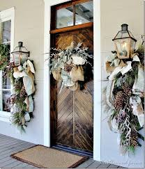 diy outdoor holiday decorating ideas. 20 decorating ideas from the southern living idea house diy outdoor holiday