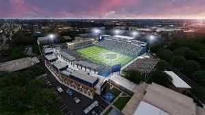 Odu Football Stadium Seating Chart Odu Approves New 55 Million 22 130 Seat Football Stadium
