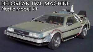Delorean Model Kit