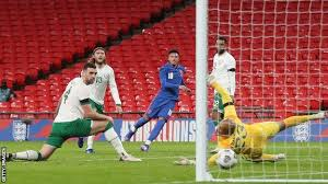 Jude bellingham becomes the youngest englishman ever to score in champions league as he opens his account in europe with a stunner jude bellingham scored his first goal in the champions league on wednesday. England 3 0 Republic Of Ireland Jude Bellingham Makes Debut At 17 Bbc Sport