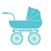 Baby Carriage Clip Art Royalty Free Gograph