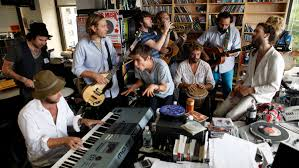 edward sharpe and the magnetic zeroes npr tiny desk concert you
