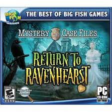 Shop from the world's largest selection and best deals for pc hidden object big fish games. Return To Ravenhearst Mystery Case Files Big Fish Games Pc Cd Walmart Com Walmart Com