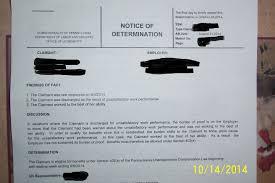 Unemployment Appeal Letter Sample Nj Tomyumtumweb Com