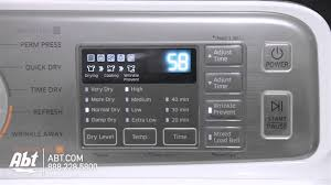 samsung dryer problems. Simple Samsung Samsung Front Load Steam Dryer DV48H7400GWH Overview For Problems YouTube