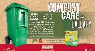 be in the know on compost with north hill centre living locally be local calgary