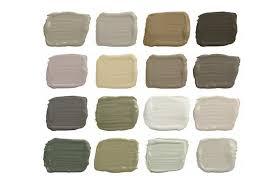 natural paint colorsNatural Paint Color Schemes  hungrylikekevincom