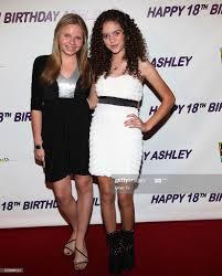 Alli Simpson and Madison Pettis attend ...
