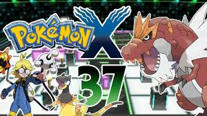 Let's Play Pokemon X Part 37: Citro & der Ampere-Orden - YouTube
