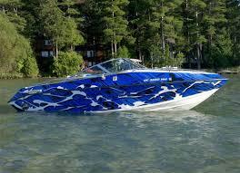Boat Graphics 3 Big