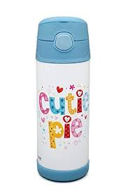 Saanveria Double Layer Insulated Stainless Steel Kids Sipper Water ...