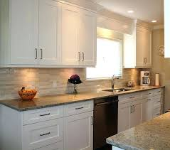 Kitchen Cabinet Hardware Shaker Style Drop Handles Back Plate Love A