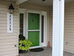 green front doorsGreen Front Door for Your Fresh Decor  Classy Door Design