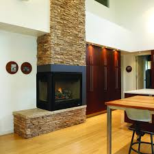 multi sided fireplaces woodlanddirect com fireplace units see thru fireplaces peninsula fireplaces
