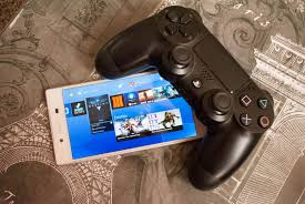 Playing your PlayStation 4 games remotely on your Sony phone is