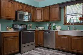 paint your kitchen cabinets without