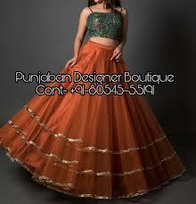 Designer Lehenga Facebook Lehenga Online Facebook Punjaban Designer Boutique