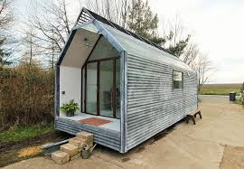 mobile homes. These Amazing, Affordable Modern Shepherd Huts Can Be Moved Wherever You Want Mobile Homes