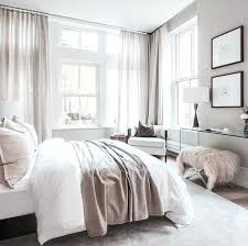All White Bedroom Decorating Ideas Awesome Design