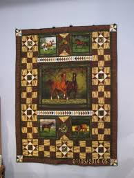 56 best Panel quilts images on Pinterest | Panel quilts, Quilting ... & caterpillar fabric panel quilt ideas | You have to see Horse Panel Quilt on  Craftsy! Adamdwight.com
