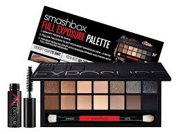 smashbox full exposure eye shadow palette