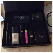 chanel nine sets of makeup set reel bination small fragrant nine full suit genuine cosmetic sets