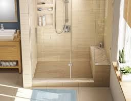 Photo 1 of 4 Shower Seating Design Ideas For Luxury Bathrooms Maison Bathroom  Bench Base With Seats (good Bathroom