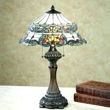 stained glass light fixtures home depot colorful style hand cut poinsettia lamp