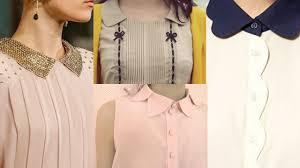 Collar Style Neck Design Latest Collar Designs For Shirts Kurta Stylish Collar Designs Cute Neck Designs For Top Shirts Kurta