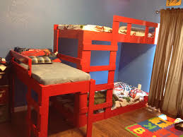 Next Boys Bedroom Furniture Diy Bunk Bed For 3 Boys Or 3 Girls Since We Arent Sure What The