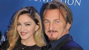 They married this past year. Sean Penn Says He Loves His First Wife Madonna Very Much Entertainment Tonight