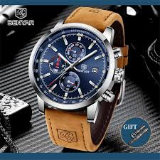 <b>CADISEN Mens</b> Watches Top Brand Luxury Waterproof Watch <b>Men</b> ...
