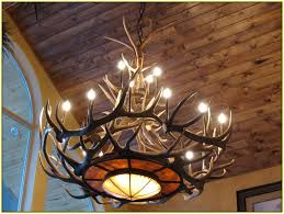 elk antler chandelier lighting home design ideas for contemporary residence antler chandelier kit ideas