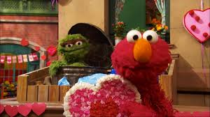 Ross, who sported a stylish neon turtleneck, said she'd been spending her days knitting and walking on the treadmill. Valentine S Day Sesame Street Other Holiday Specials Wiki Fandom