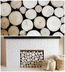 you can create a similar look using birch logs pepper design blog shows you how