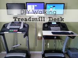 from the archives diy walking treadmill desk